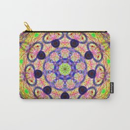 Mandala Energy Carry-All Pouch