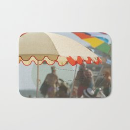 Umbrella~ Beach Series Bath Mat