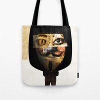 illuminati Tote Bags featuring illuminati? by Jack