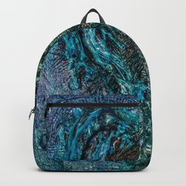 Personas of the Mind- Landscape Close Up Backpack