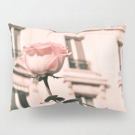 Paris in Blush Pink II Pillow Sham