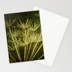 Weed Art Stationery Cards