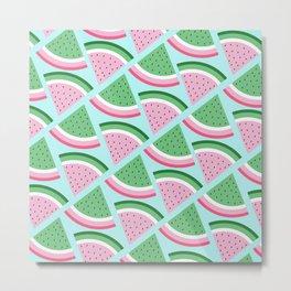 FreshWatermelon Metal Print