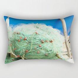 fishing tackle V Rectangular Pillow