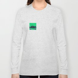 May arriving in New York - shoes stories Long Sleeve T-shirt