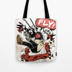 FLY! Tote Bag