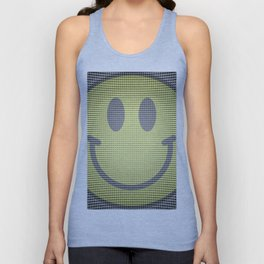 partly Unisex Tank Top