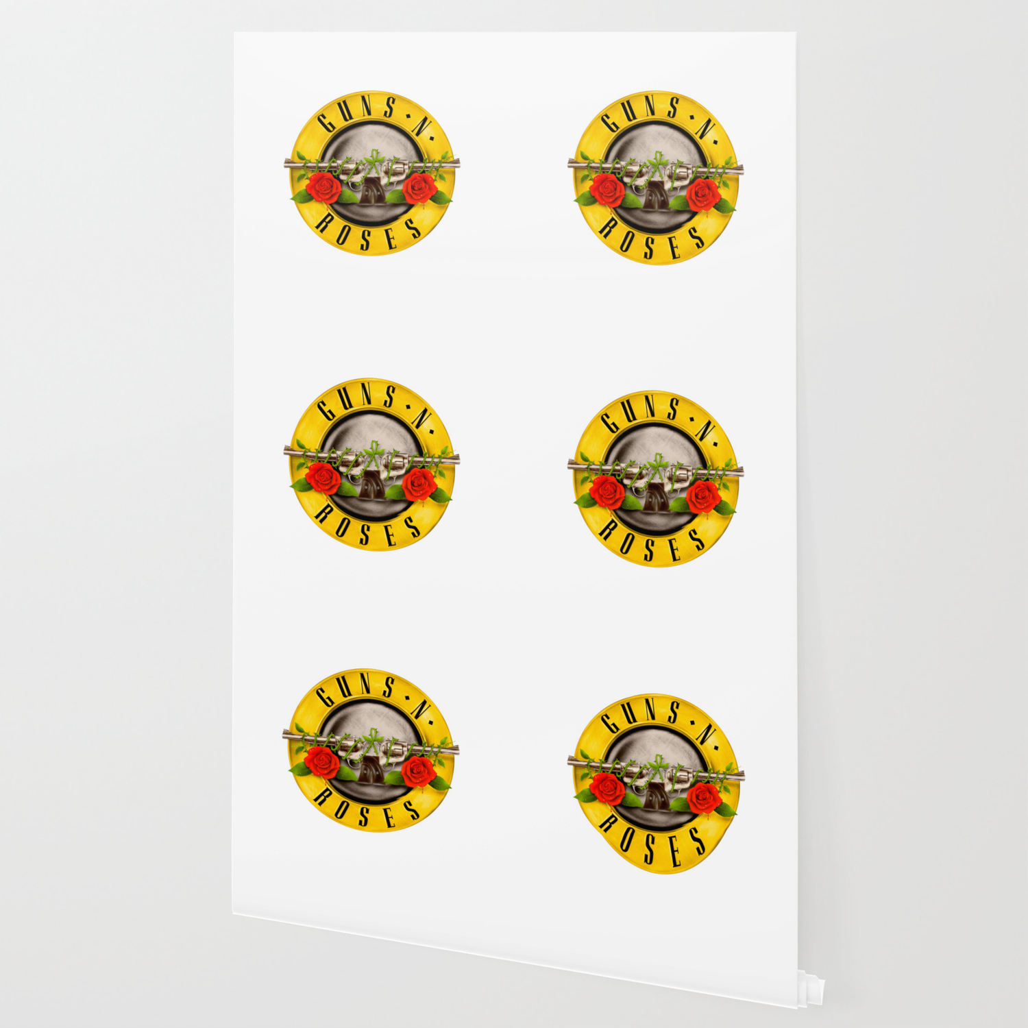 Guns N Roses Wallpaper By Kingware Society6
