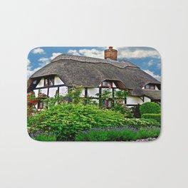 Quaint English Cottage Bath Mat