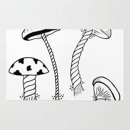 Mushropes Rug
