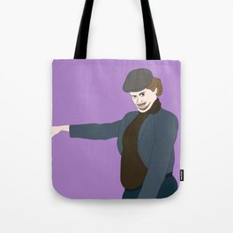 Ethan And His Fupa Tote Bag