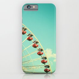 Summer at Navy Pier iPhone Case