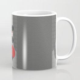 Queen's of Heart dress Coffee Mug