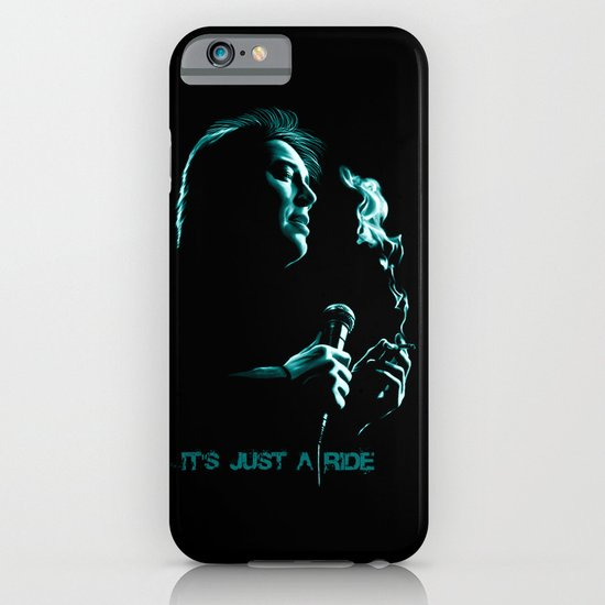 Bill Hicks 1961-1994 – It's Just A Ride iPhone & iPod Case