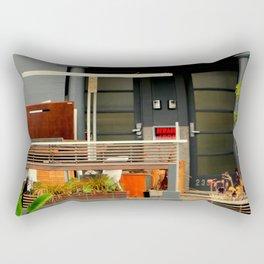 Garden WIP - Shabby Chic Rectangular Pillow