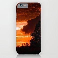 Fire In The Sky Slim Case iPhone 6s