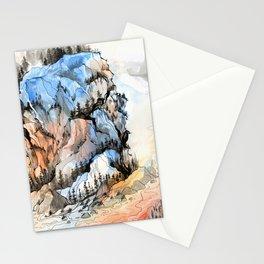 Mountscape Stationery Cards