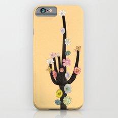 Flowering Cactus iPhone 6s Slim Case
