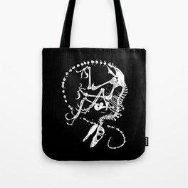 Deinonychus Tote Bag
