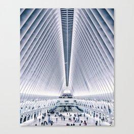 Oculus / World Trade Center Station Canvas Print
