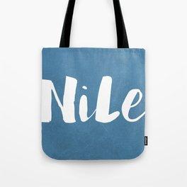 NILE Tote Bag