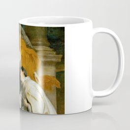 """Sir Anthony van Dyck """"Mystic Marriage of the Blessed Hermann Joseph (Engagement of the Beatified Hermann Joseph with the Virgin Mary)"""" Coffee Mug"""