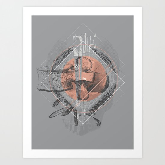Faint  Art Print