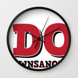 IDO! Wall Clock