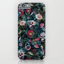 Poisonous Forest iPhone Case