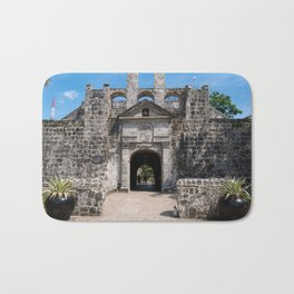 Fort San Pedro, Cebu, Philippines Bath Mat