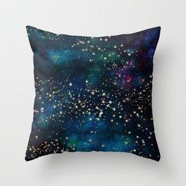 Exploring the Universe 11 Throw Pillow