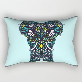 Spirit Elephant Rectangular Pillow
