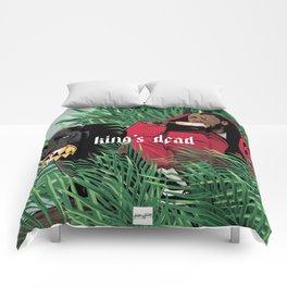 King's dead Comforters
