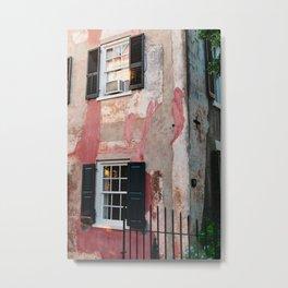 Charleston Pink XXII Metal Print