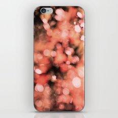 Bokeh Bubbly iPhone & iPod Skin