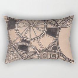 Gearbox Rectangular Pillow