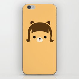 Hello my name is CHAO  iPhone Skin
