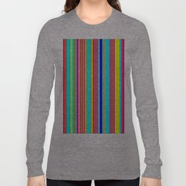 Stripes-025 Long Sleeve T-shirt