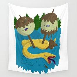 Princess Bubblegum's Rock Wall Tapestry