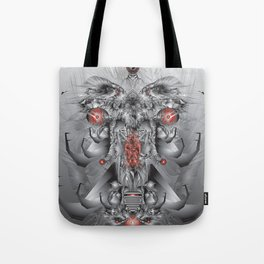 elephantmon Tote Bag