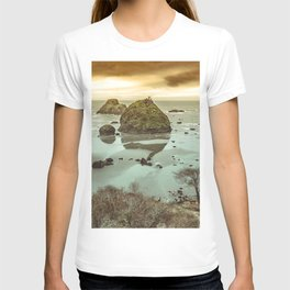 California Ocean West Coast T-shirt