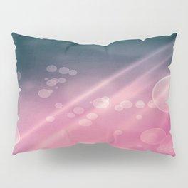 Night Party Bokeh Pillow Sham