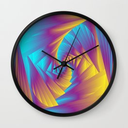Lost Wall Clock