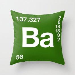 Ba Breaking Bad Throw Pillow