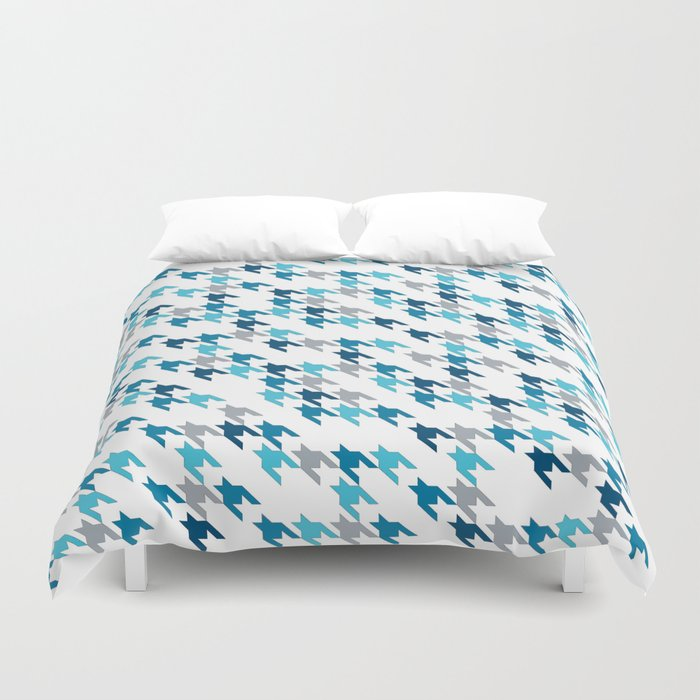 Blue Tooth #2 Duvet Cover