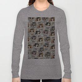 Kittens Long Sleeve T-shirt