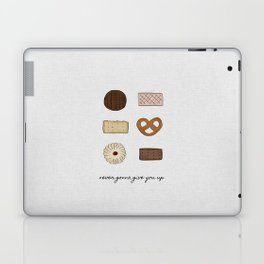 Never Gonna Give You Up Laptop & iPad Skin