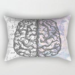 Pastel thoughts... Rectangular Pillow
