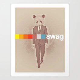 Swag Art Print