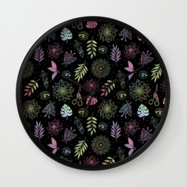 Fairies Collection Wall Clock